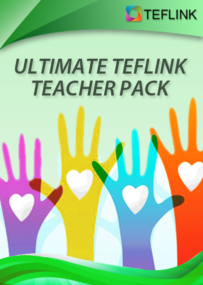 Complete TEFL Teacher Pack